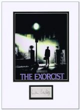 William Peter Blatty Autograph Signed - The Exorcist